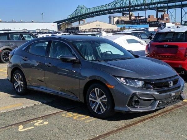 2020 Honda Civic in Boston, MA