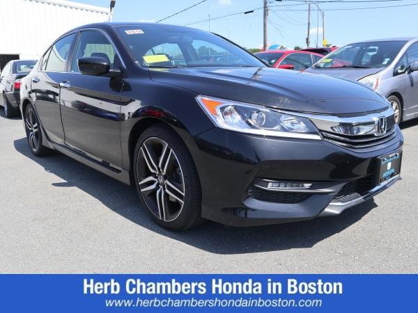 2017 Honda Accord in Boston, MA