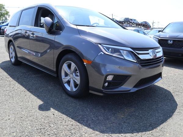 2019 Honda Odyssey in Boston, MA