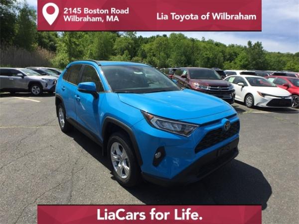 2019 Toyota RAV4 in Wilbraham, MA