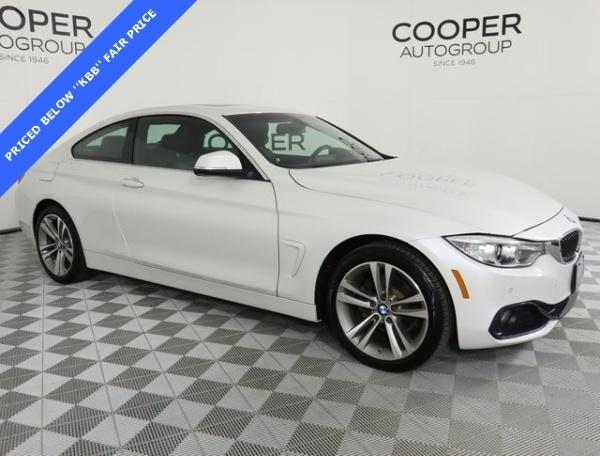 2017 BMW 4 Series in Edmond, OK
