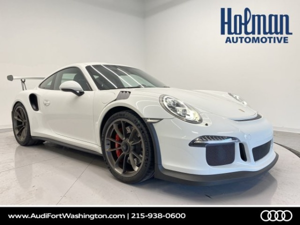 2016 Porsche 911 Gt3 Rs For Sale In Fort Washington Pa