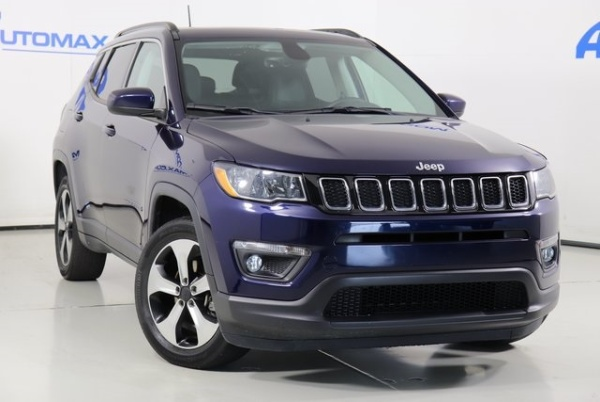 2017 Jeep Compass in Killeen, TX