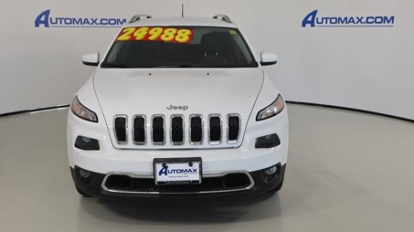 2018 Jeep Cherokee in Killeen, TX