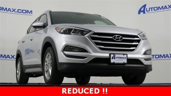 2017 Hyundai Tucson Se Fwd For Sale In Killeen Tx Truecar