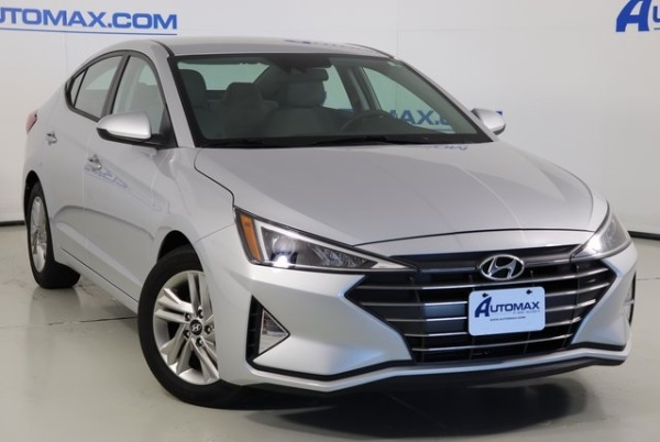 2019 Hyundai Elantra in Killeen, TX