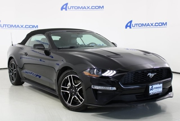 2018 Ford Mustang in Killeen, TX