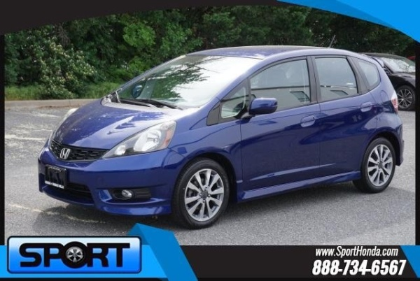 2013 Honda Fit in Silver Spring, MD