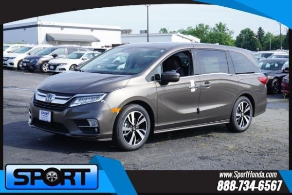 2020 Honda Odyssey in Silver Spring, MD