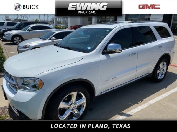 2013 Dodge Durango in Plano, TX