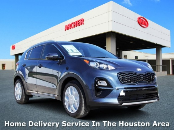 2020 Kia Sportage in Houston, TX
