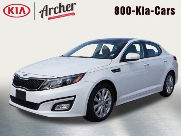 2015 Kia Optima in Houston, TX