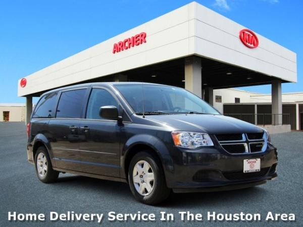 2011 Dodge Grand Caravan in Houston, TX