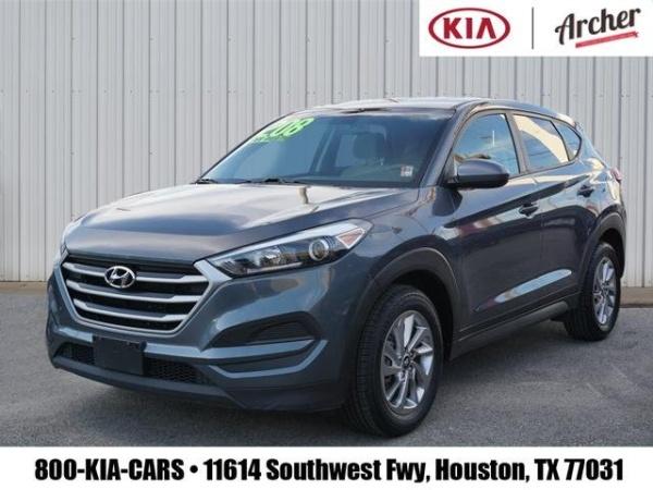 2017 Hyundai Tucson in Houston, TX
