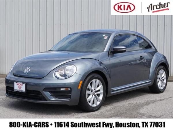 2017 Volkswagen Beetle in Houston, TX