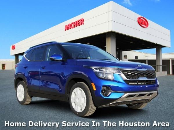 2021 Kia Seltos in Houston, TX
