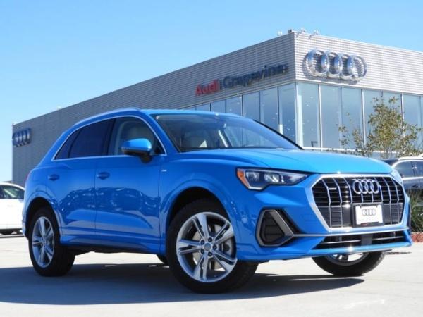 2020 Audi Q3 in Grapevine, TX