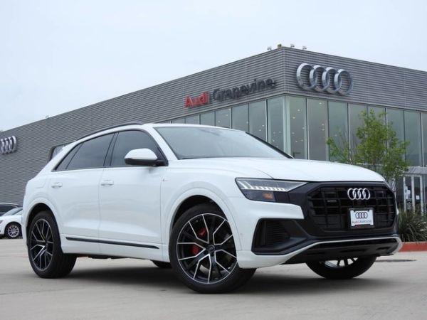 2020 Audi Q8 in Grapevine, TX