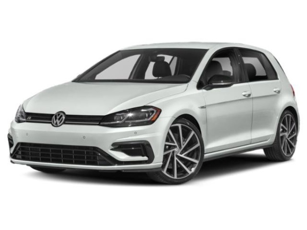 2019 Volkswagen Golf Manual with DCC & Navigation