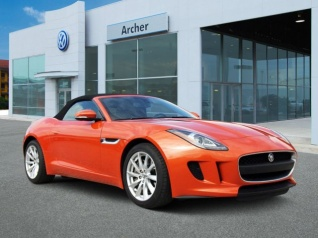 Used Jaguar F Type For Sale >> Used Jaguar F Types For Sale In Pasadena Tx Truecar