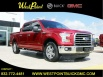 2016 Ford F-150 XLT SuperCrew 5.5' Box RWD for Sale in Houston, TX
