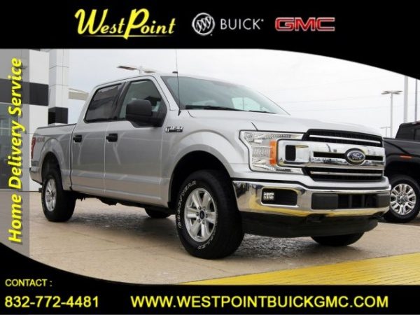 2018 Ford F-150 in Houston, TX