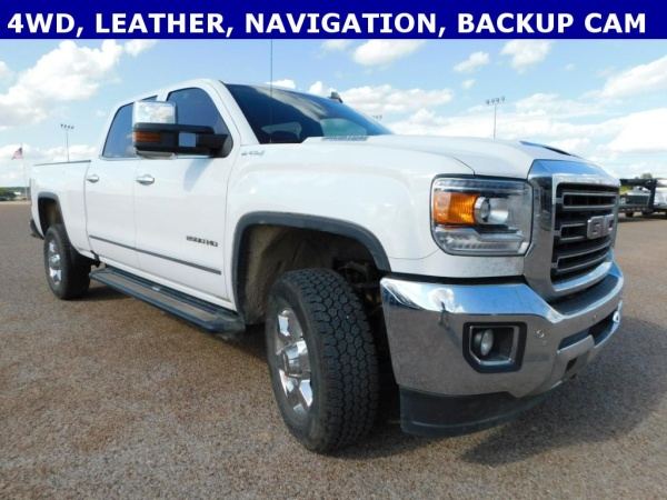 2019 GMC Sierra 2500HD in Gatesville, TX
