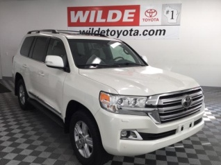 2019 Toyota Land Cruiser Prices Incentives Dealers Truecar