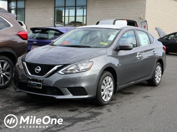 2019 Nissan Sentra in Silver Spring, MD