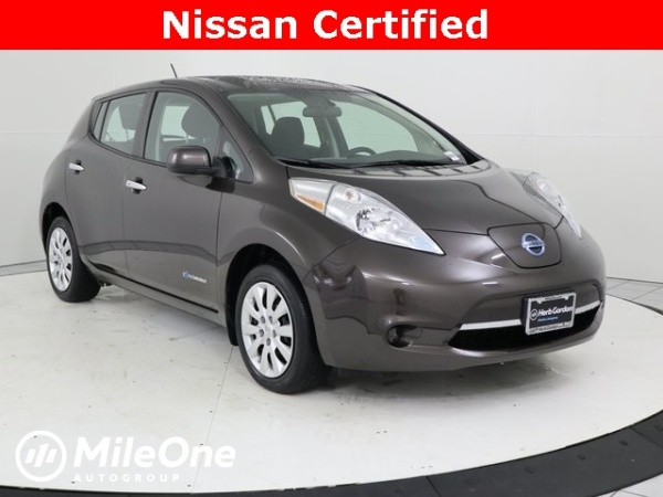 2016 Nissan LEAF in Silver Spring, MD