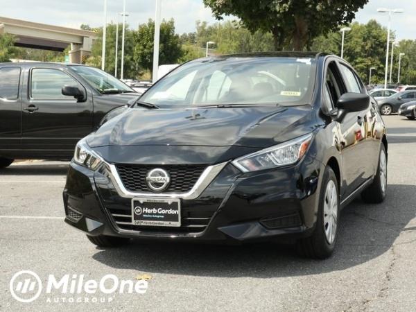 2020 Nissan Versa in Silver Spring, MD