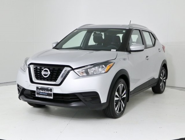 2019 Nissan Kicks in Silver Spring, MD