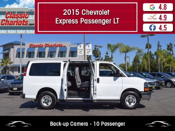2015 Chevrolet Express LT 2500