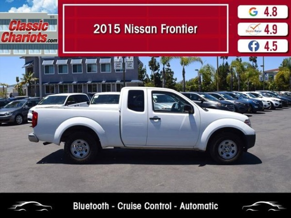 2015 Nissan Frontier in Vista, CA