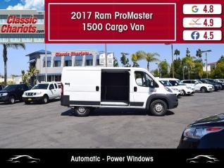 2017 Ram Promaster Cargo Van 1500 Low Roof 136 For In Vista