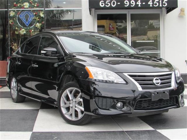 2015 Nissan Sentra in Daly City, CA