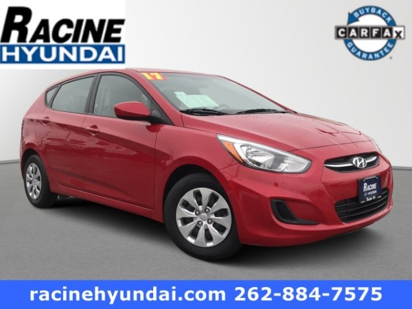 2017 Hyundai Accent in Mt Pleasant, WI