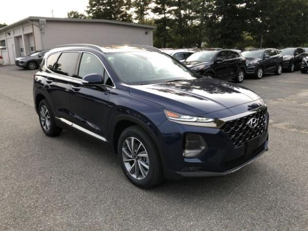 2020 Hyundai Santa Fe in Leominster, MA