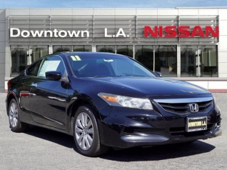 Marvelous 2011 Honda Accord EX Coupe I4 Automatic