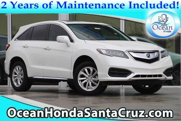 2018 Acura RDX SH-AWD with Technology Package