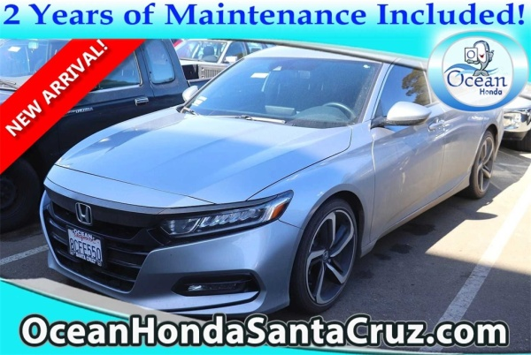 2018 Honda Accord in Soquel, CA