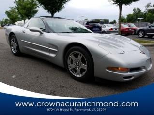 Used Chevrolet Corvettes for Sale in Richmond, VA   TrueCar