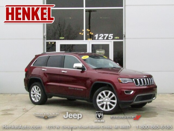 2017 Jeep Grand Cherokee in Battle Creek, MI