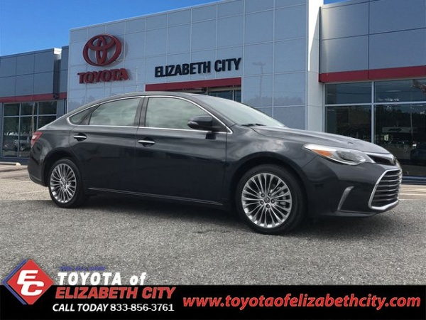 2017 toyota avalon limited for sale in elizabeth city nc truecar. Black Bedroom Furniture Sets. Home Design Ideas