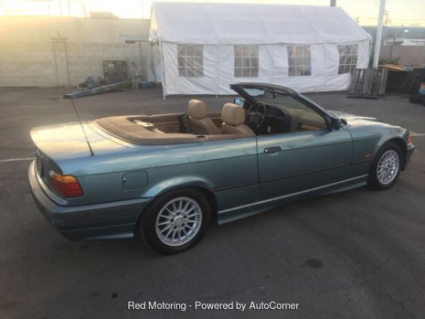 1997 BMW 3 Series 318ic