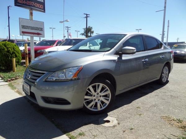 2014 Nissan Sentra in Lawndale, CA