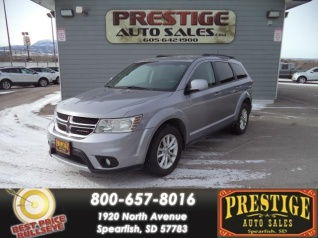 2016 Dodge Journey Sxt Awd For In Spearfish Sd