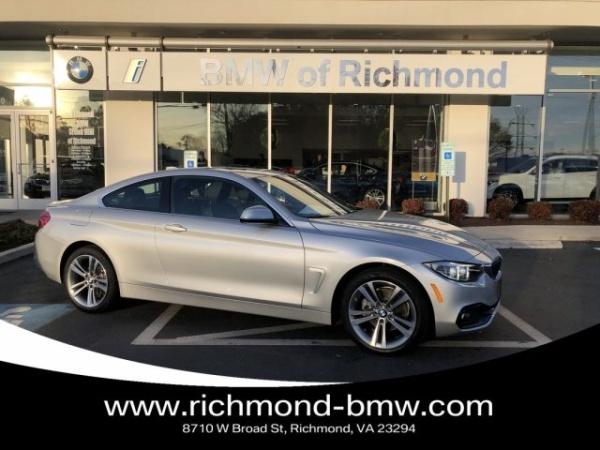 2018 BMW 4 Series in Richmond, VA