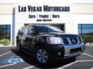 Used 2007 Nissan Armada LE 4WD For Sale In Las Vegas, NV