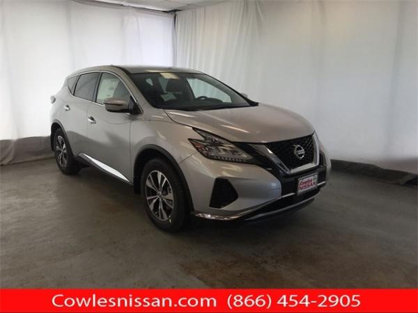 2019 Nissan Murano in Woodbridge, VA